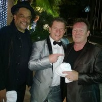 lester crabtree with UB40