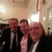 lester with mick miller and Dusty Young