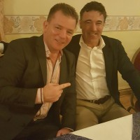 with dean saunders